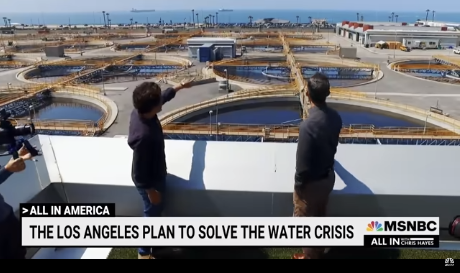 MSNBC Highlights LA's Opportunity to Reduce Imported Water