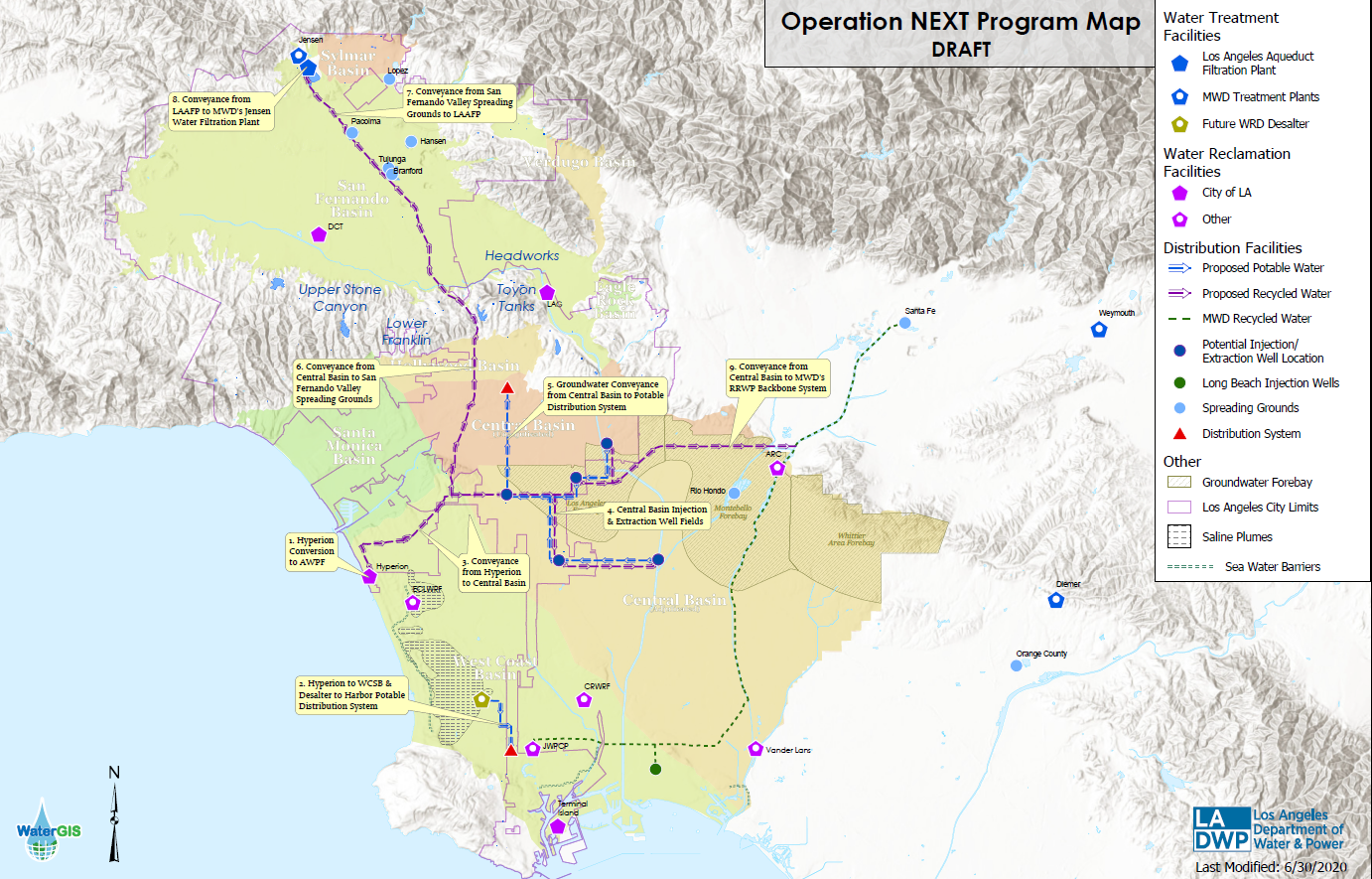 Operation Next | Conservation Can Replace Dewatering