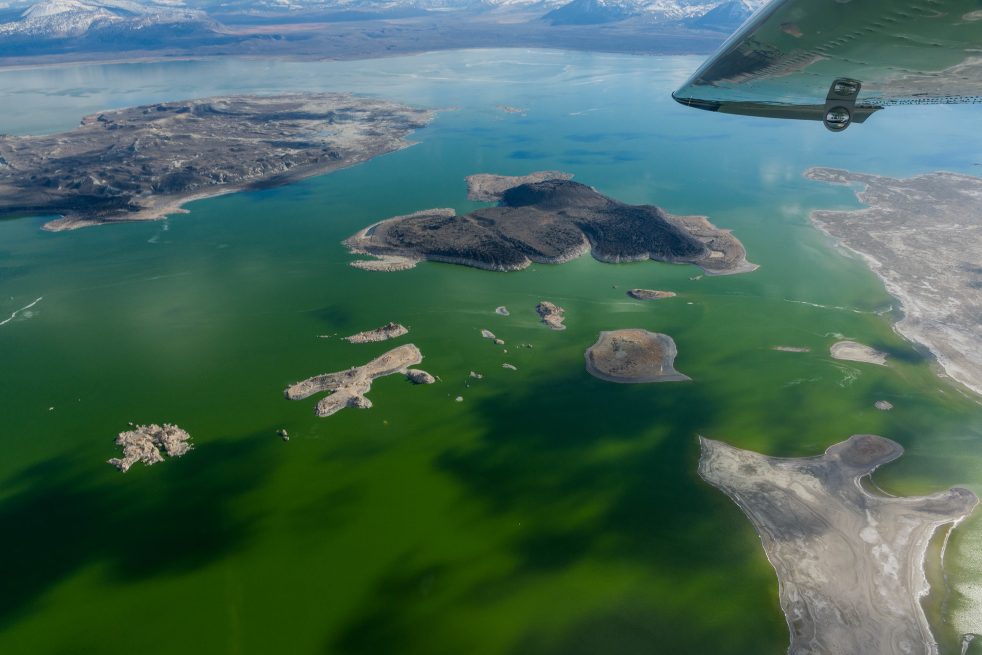 Persistent and Continuing Air Quality Violations at Mono Lake Due to Dewatering | GBUAPCD